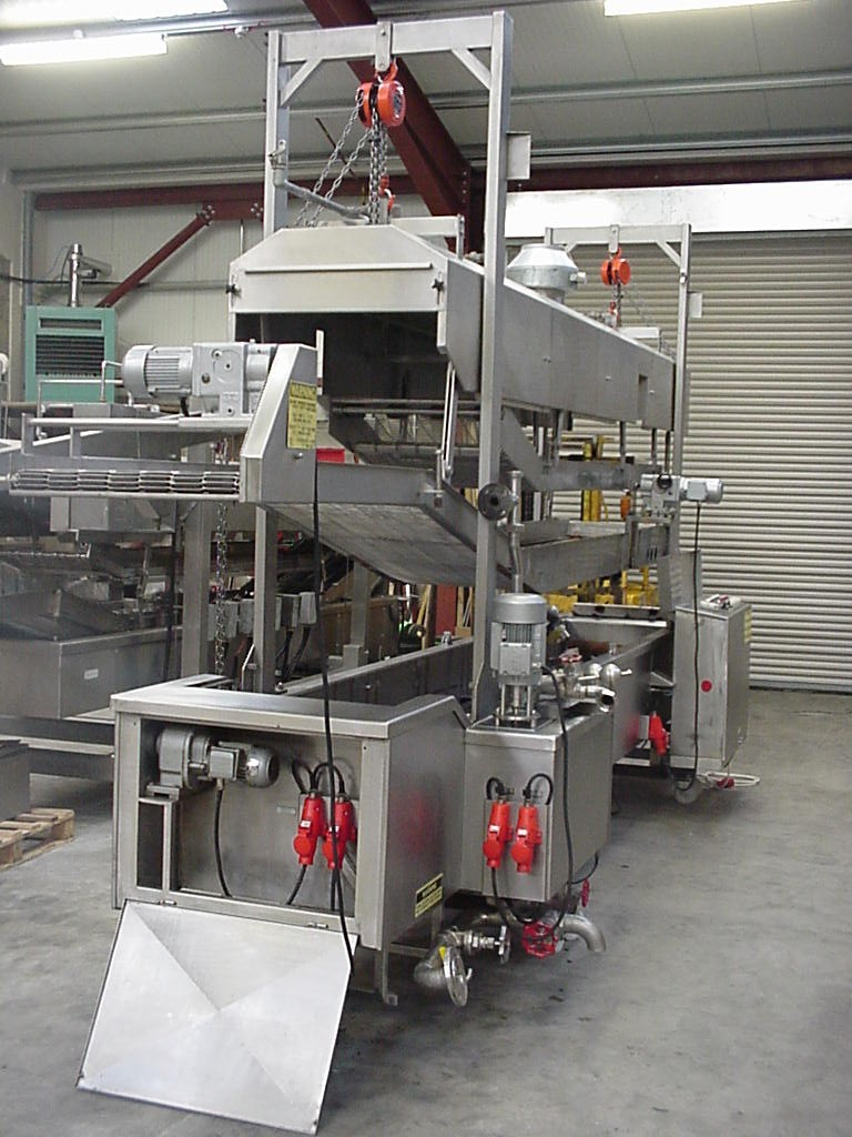 Refurbished Koppens BR 3000-600 Fryer